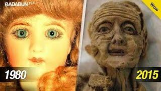 El escalofriante caso real de la muñeca que envejeció. Mira por qué el Vaticano la mandó a pedir