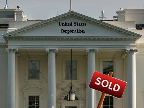 America is a Corporation, NOT a country