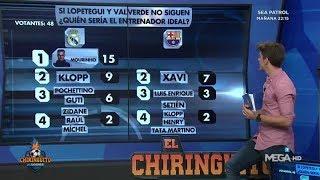 Mourinho y Guardiola, ENTRENADORES IDEALES para Madrid y Barcelona