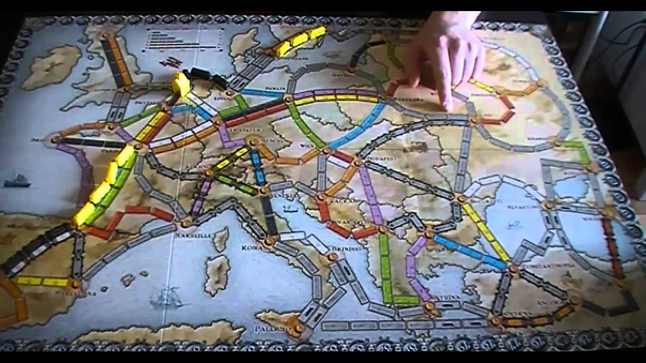 ticket to ride anmeldelse