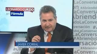 AMLO planteó cómo garantizar a la población abierta la atención médica: Javier Corral