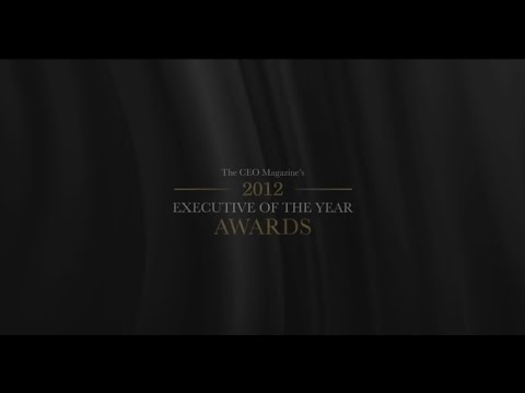 The CEO Magazine's Executive Awards 2012
