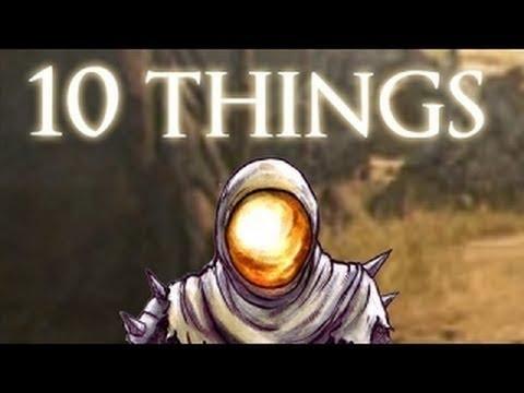 10 вещей упущенных Вами в Dark Souls 2 (Маджула)