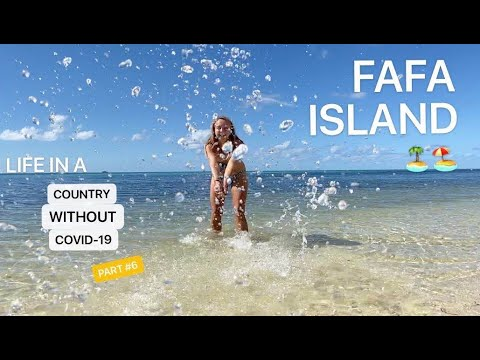 Tonga Fafa Island EXCLUSIVE Private Island Resort | Tonga Vlog