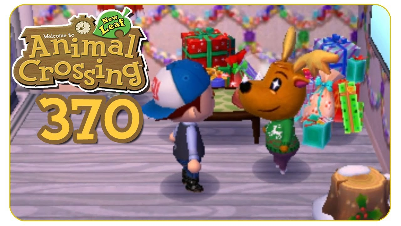 Cooler Style #370 Animal Crossing: New Leaf