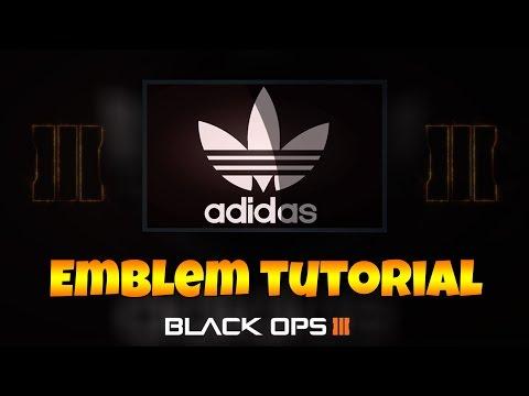 Black Ops 3 Emblem Tutorial (Adidas)