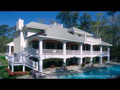 The Sater Design Collection House Plans
