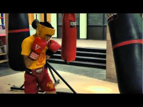 Marine Military Academy - Boxing