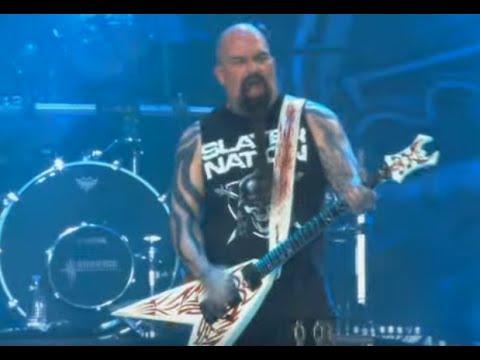 Slayer to play Raining Blood on Jimmy Fallon - Chester Bennington interview Feb 2017