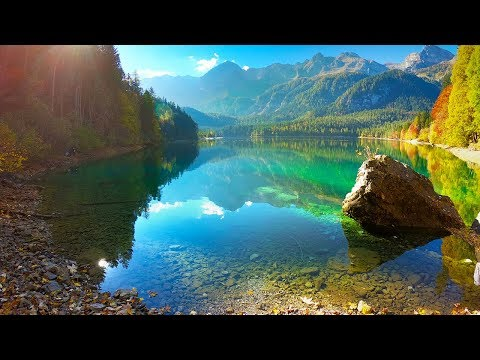 LAKE TOVEL | BREATHTAKING SHOW IN THE FALL!!! | LAGO DI TOVEL