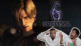 Manusia Tampan Telah Kembali! - Resident Evil 6! (Ngabuburit Part 6)