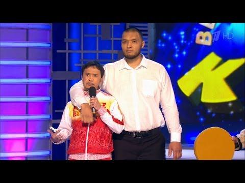 Видео: КВН Азия Микс - 2015 Высшая лига Третья 14 Приветствие
