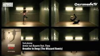 Скачать Armin Van Buuren Feat Fiora Breathe In Deep The Blizzard Remix