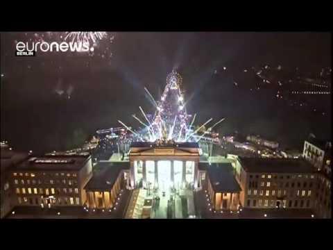 Feuerwerk und Musik  Silvesterfeiern in Berlin, London und andernorts
