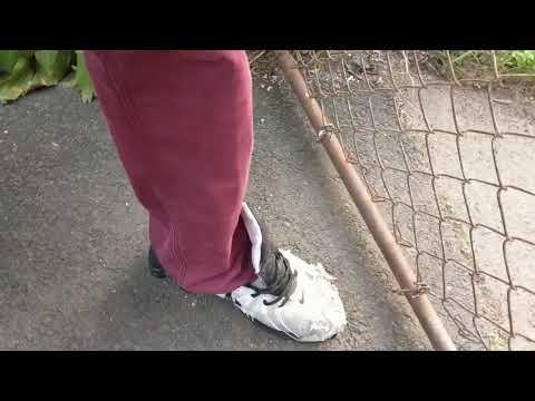wrecking-nike-shox-running-shoes-afternoon-walk-4