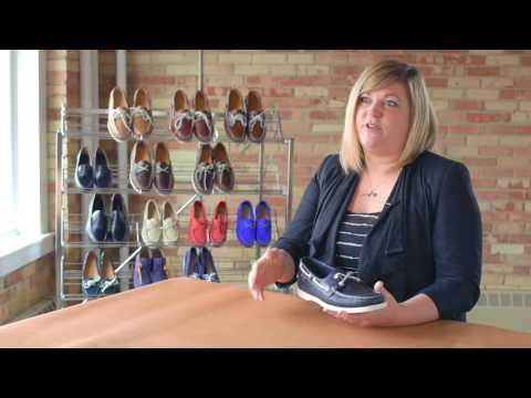 Sebago Product Video : Featuring Docksides