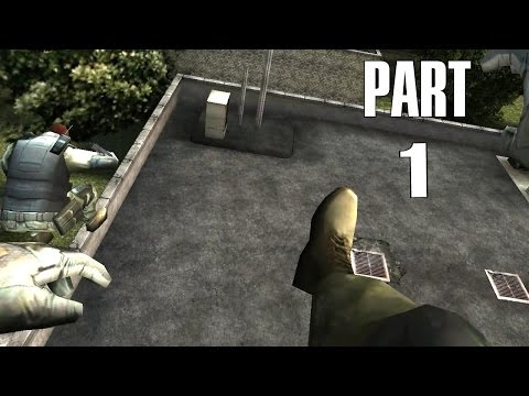 Modern Combat 3: Fallen Nation Walkthrough Gameplay Part 1 Mission 1