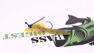 Venom Lures Mad Tom Jig 360 BD Footage 2