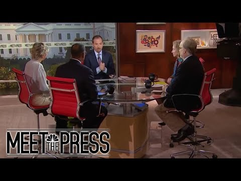 Panel: Will Russia Investigation Lead To A Constitutional Crisis? (Full) | Meet The Press | NBC News