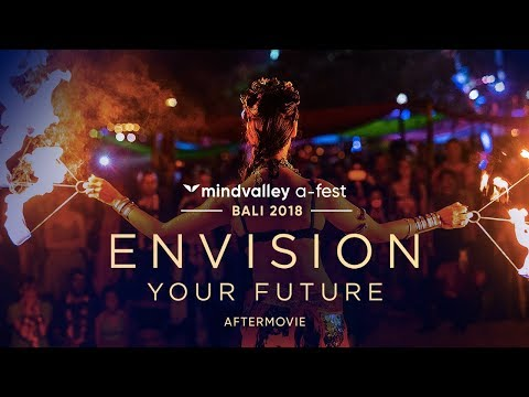 The Aftermovie: A-Fest Bali 2018 - 'Envision Your Future' Theme