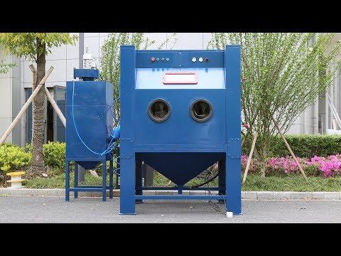 Industrial Sandblasting Machine - How To Choose A Sandblaster