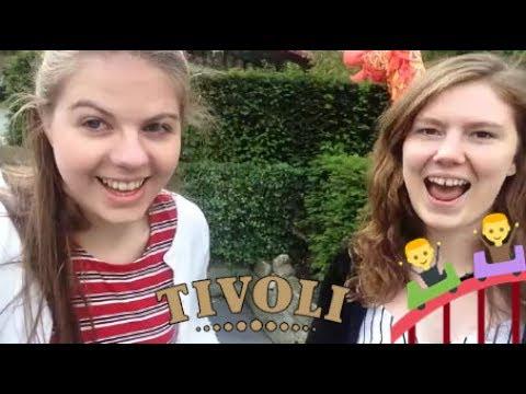 Tivoli Gardens and Sightseeing    COPENHAGEN VLOG DAY 3+4