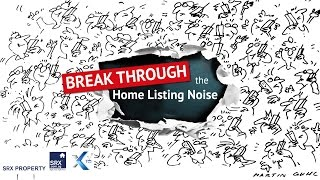 Break Through the Home Listing Noise