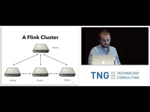 Apache Flink - A Next-Generation Stream Processor