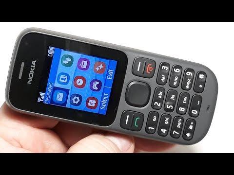Nokia 100. Восстановление телефона. Вторая жизнь ретро телефона