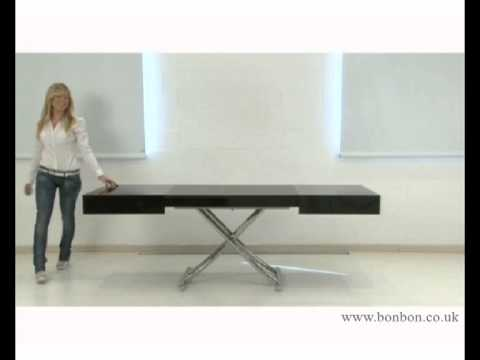 bonbon compact living box coffee dining table