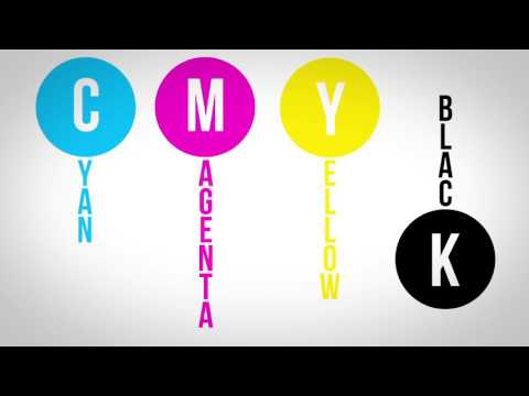 What is the difference between RGB and CMYK?