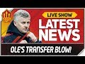Solskjaer Targets Two Midfield Transfers! Man Utd News