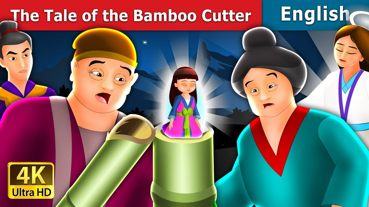 Download Tale of the Bamboo Cutter in English   Stories for Teenagers   English Fairy Tales