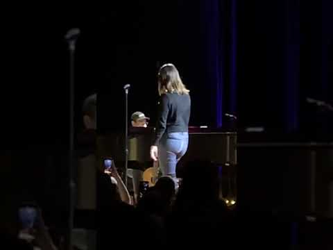 Lana Del Rey  The Town Hall in NYC 12518 - Performs two unheard songs