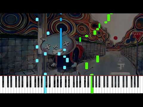 Kikuo - XxX Cat | Piano Cover + Sheet Music (4k)