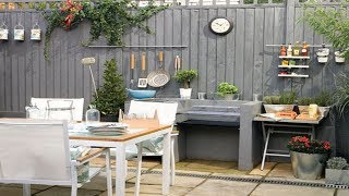 Decorating Design Patio and Balcony Creating Living Corner Ideas