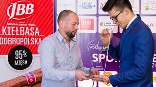 Sportowiec Roku 2016 w Regionie: Hubert Nakielski (miejsce 9)
