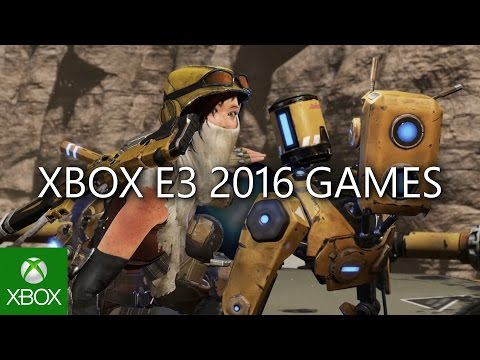 Xbox One - E3 2016 Games Montage