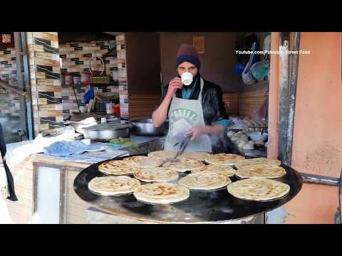 Murree Street Food Special Paratha In Murree |Pakistani Street Food In Murree |Pakistani Street Food
