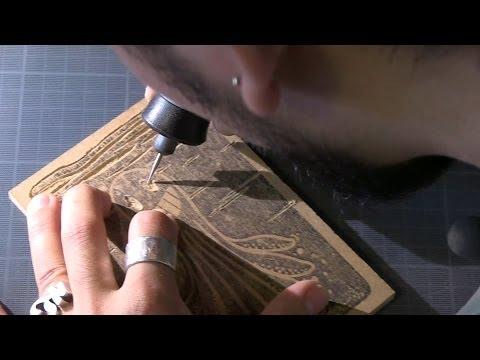 Graver sur bois