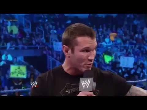 WWE Smackdown 102612 Full Show Randy Orton And Alberto
