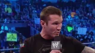 WWE Smackdown 10/26/12 Full Show Randy Orton And Alberto Del Rio Segment