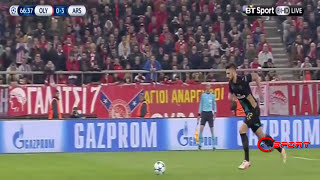 Olympiacos 0 - 3 Arsenal (12/9/15) Champions League