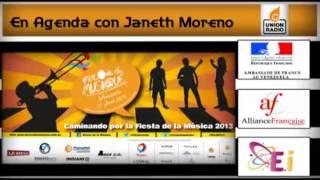 En Agenda con Janeth Moreno - Unión Radio