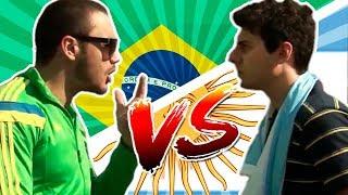 Download Video BRASIL VS ARGENTINA- BATALHA DE RAP - DESIMPEDIDOS MP3 3GP MP4