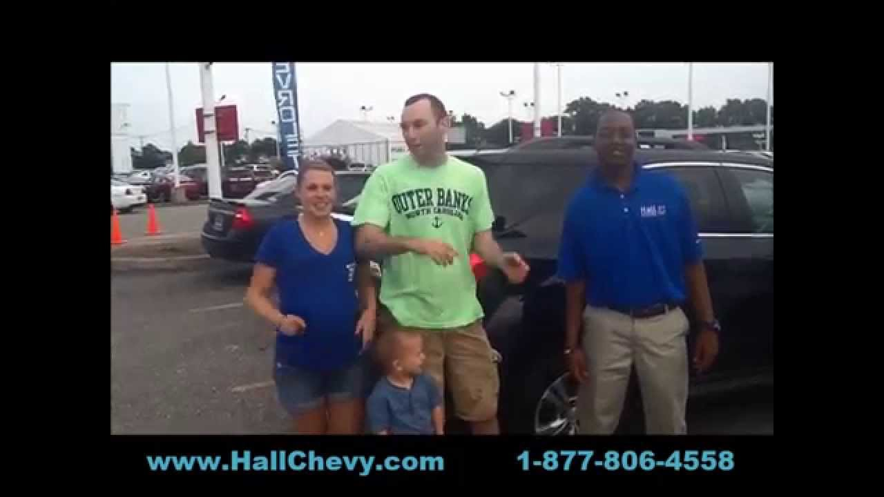 Hall Chevy Customer Video Chevy Dealers In Virginia