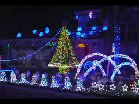 42,000 Christmas LED Lights Dance to Coca Cola Holiday Song - 42,000 Christmas LED Lights Dance To Coca Cola Holiday Song - YouTube