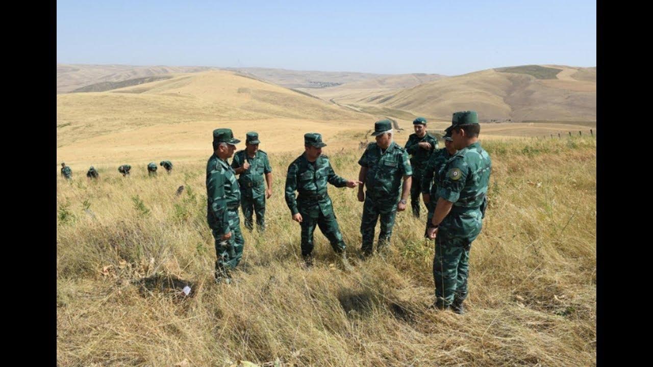 Стали известны подробности перестрелки на Азербайджано-Иранской границе (ФОТО)