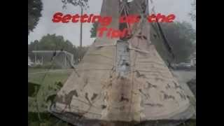 The Native American Tipi