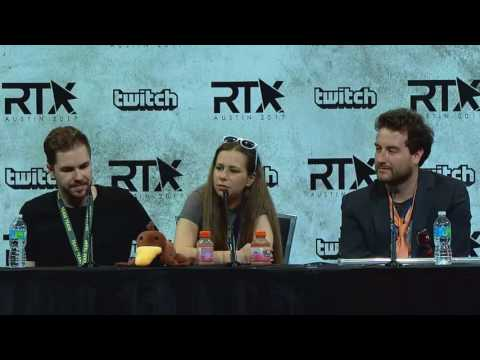 Meet Rooster Teeth Animation RTX 2017 Panel